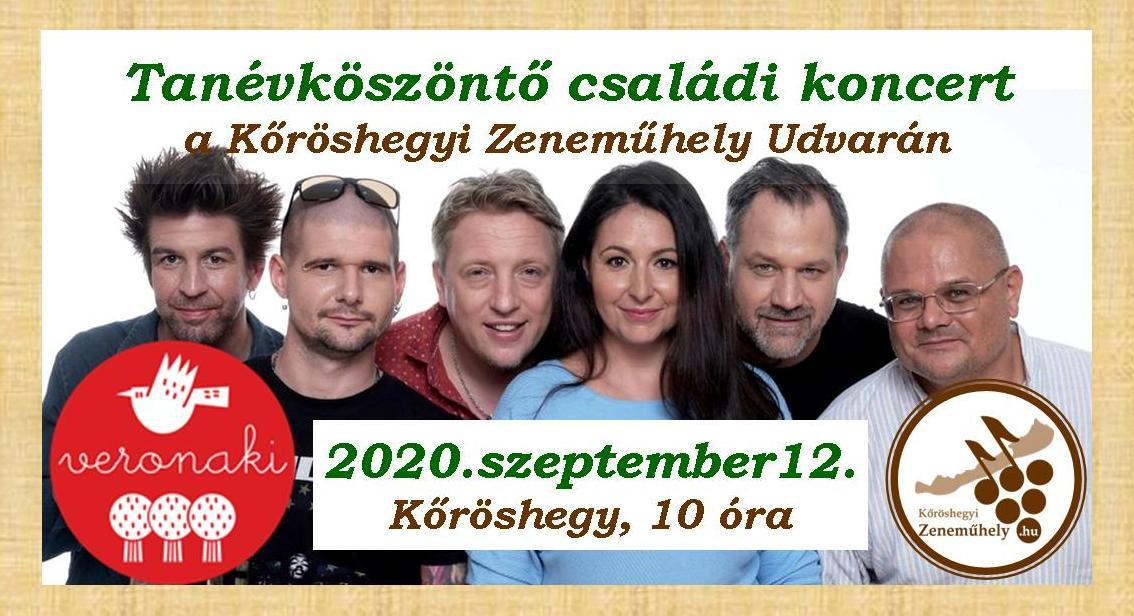 VERONAKI koncert 200912 esemeny